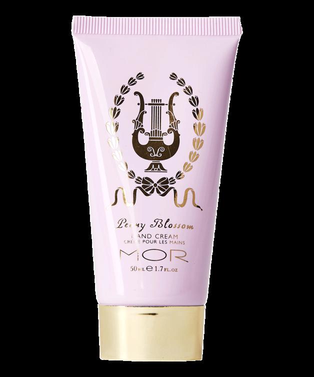 MOR: Little Luxuries Peony Blossom Hand Cream (50ml)