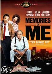Memories Of Me on DVD