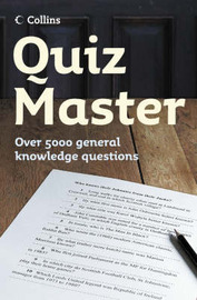 Quiz Master by Nick Holt image