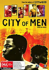 City Of Men (2 Disc Set) on DVD