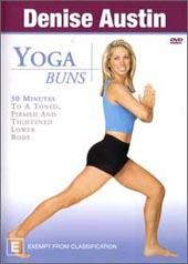 Denise Austin - Yoga Buns on DVD