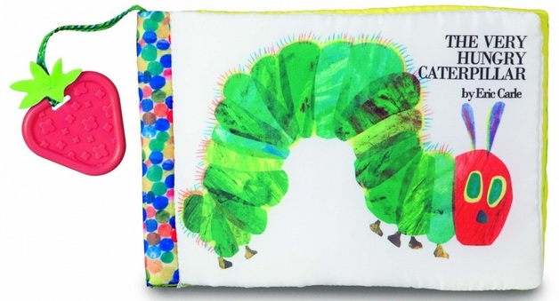 Very Hungry Caterpillar - Soft Book