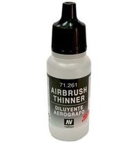 Vallejo 261 Airbrush Thinner 17ml