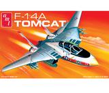 AMT Grumman F-14A Tomcat Fighter Jet 1/72 Model Kit