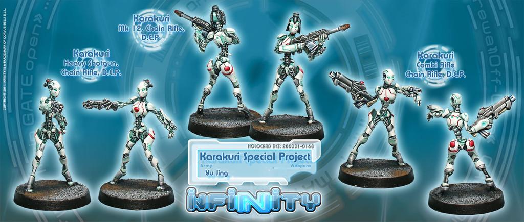 Karakuri Special Project image