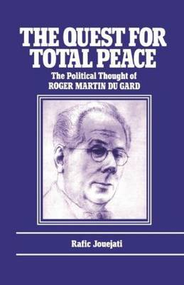 The Quest for Total Peace by Rafic Jouejati image