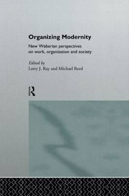 Organizing Modernity by Larry Ray image