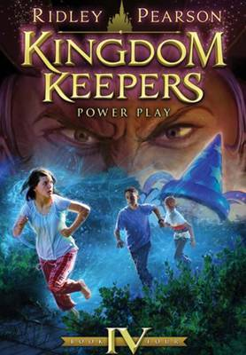 Power Play by Ridley Pearson image