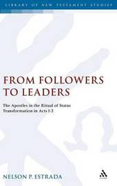 From Followers to Leaders by Nelson P. Estrada