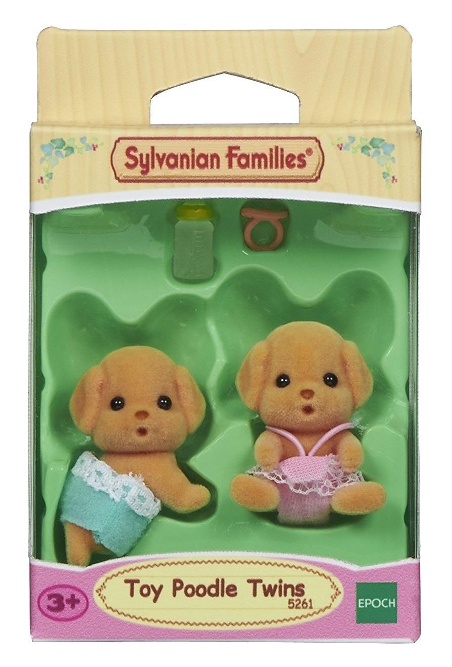 Sylvanian Families: Poodle Twins Set image