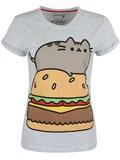 Pusheen Burger T-Shirt (Medium)