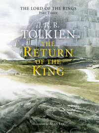 The Return of the King Illustrated Edition by J.R.R. Tolkien image