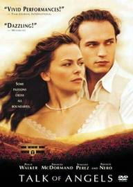 Talk Of Angels on DVD image