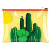 Sunnylife See Through Pouch - Cactus