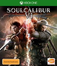 Soul Calibur VI for Xbox One
