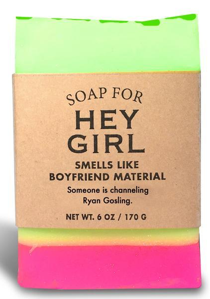 Whiskey River Co: Soap For Hey Girl