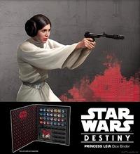 Star Wars Destiny Dice Binder: Princess Leia