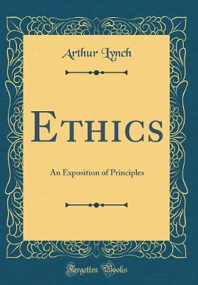 Ethics by Arthur Lynch image