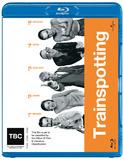 Trainspotting on Blu-ray