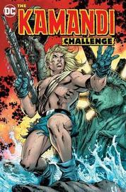 Kamandi Challenge by Tom King