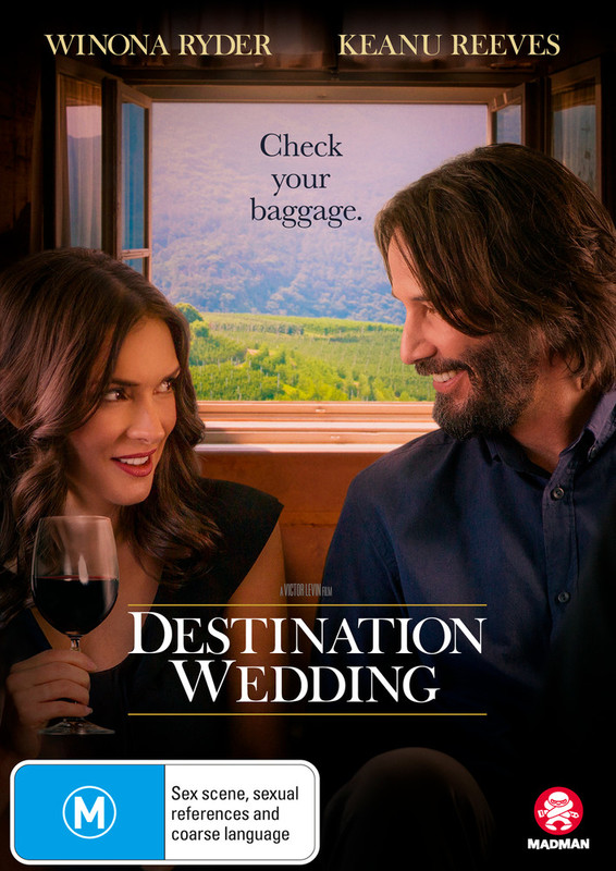 Destination Wedding on DVD