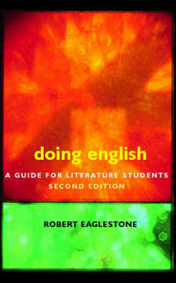 Doing English: A Guide for Literature Students by Robert Eaglestone image