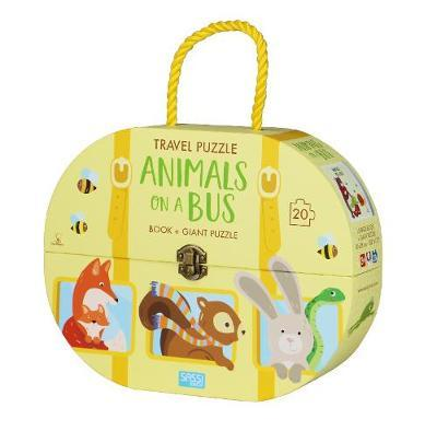 Animals on a Bus by Ester Tome