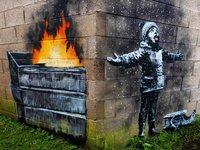 Urban Art Graffiti: 1,000 Piece Puzzle - Season's Greetings