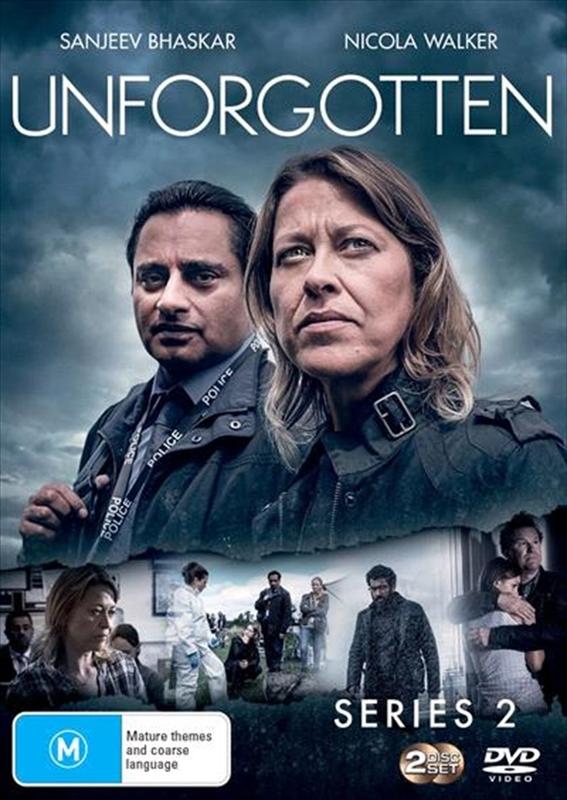 Unforgotten: Series 2 on DVD