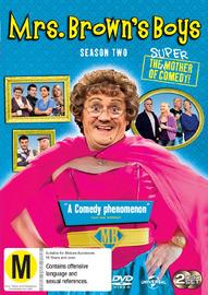 Mrs. Brown's Boys - Season Two on DVD