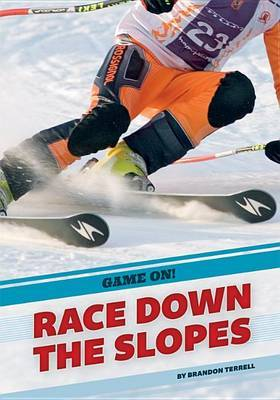 Race Down the Slopes by Brandon Terrell