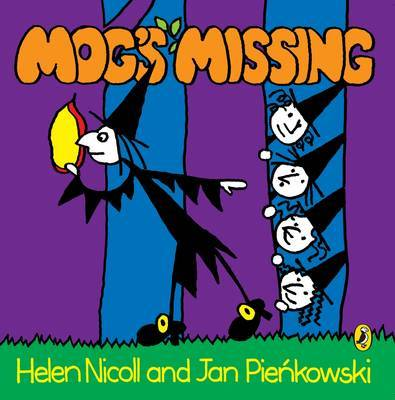 Mog's Missing by Helen Nicoll image