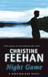 Night Game (GhostWalker #3) by Christine Feehan image