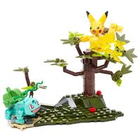 Mega Construx: Pokemon Battle Set - Pikachu vs. Bulbasaur