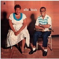 Ella Fitzgerald & Louis Armstrong [180gm] by Ella Fitzgerald