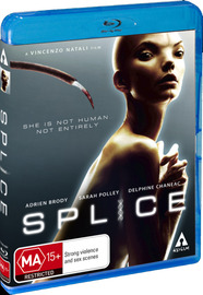Splice on Blu-ray
