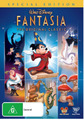 Fantasia - Special Edition on DVD