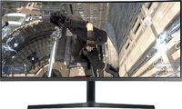 "34"" Samsung 4ms 100hz Curved WQHD FreeSync Monitor"