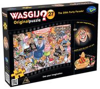 Wasgij: Original 1000 Piece Puzzle - The 20th Party Parade (#27) image