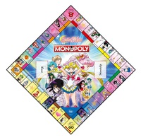 Monopoly - Sailor Moon Edition image