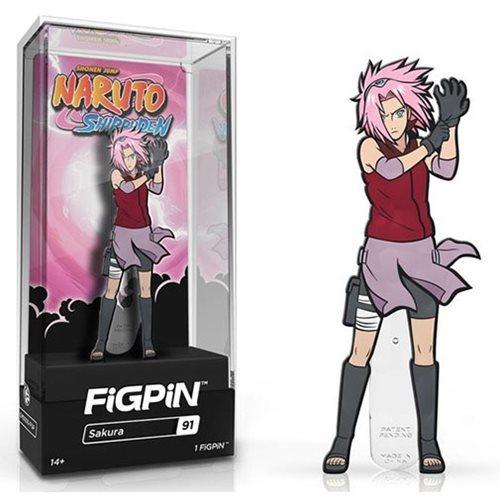 Naruto Shippuden: Sakura (#91) - FIGPiN image