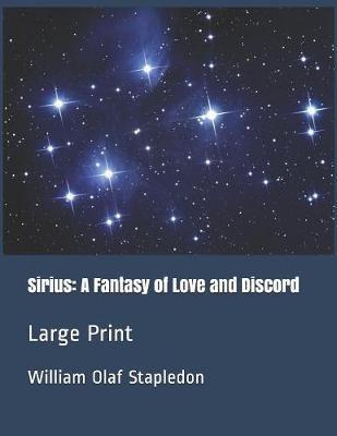 Sirius by William Olaf Stapledon image