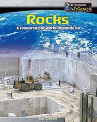 Earths Resources: Rocks Paperback by Ian Graham image
