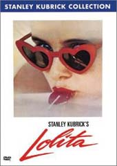Lolita on DVD