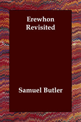 Erewhon Revisited by Samuel Butler image