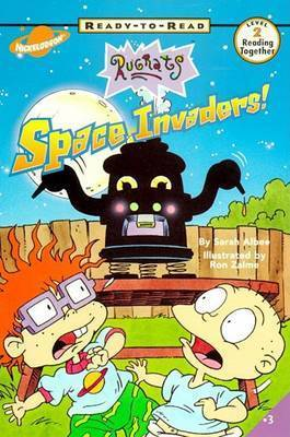 Space Invaders! by Sarah Albee