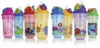 Nuby Insulated Flip-It Cup (270ml) - Single