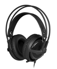 SteelSeries Siberia V3 Gaming Headset (Black) for PC Games