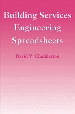 Building Services Engineering Spreadsheets by David Chadderton image