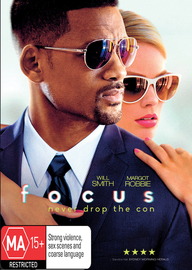 Focus on DVD